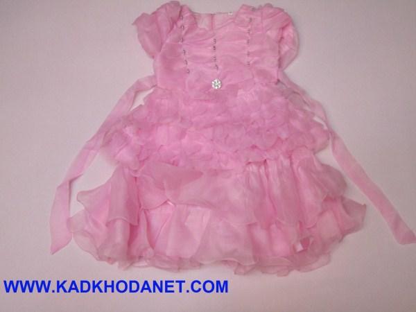 مدل لباس عروس بچه گانه (3)