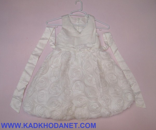 مدل لباس عروس دخترانه (2)