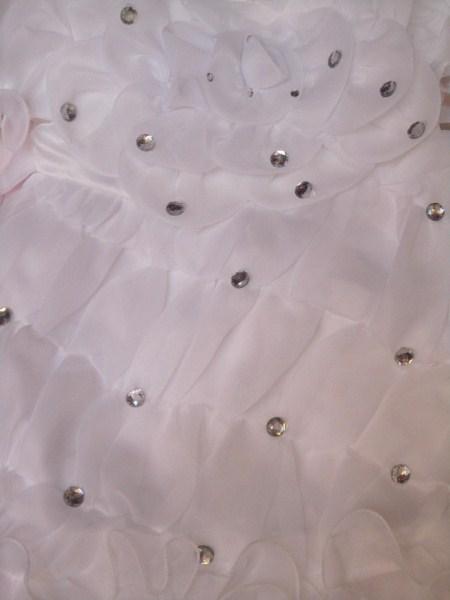 مدل لباس عروس دختربچه (4)
