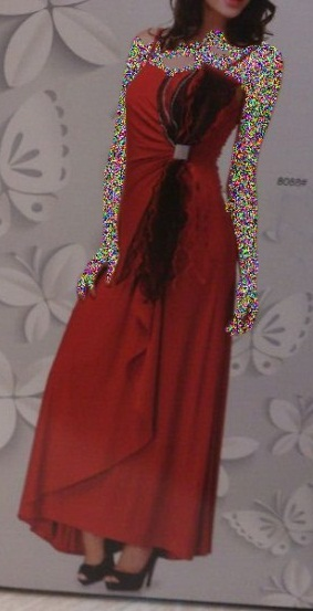 لباس مجلسی زنونه