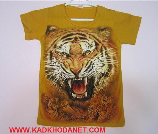تی شرت پسرانه طرح دار (1)