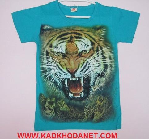 تی شرت پسرانه طرح دار (2)