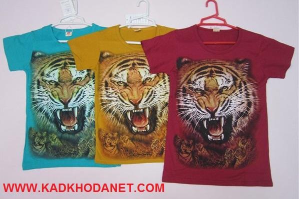 تی شرت پسرانه طرح دار (3)