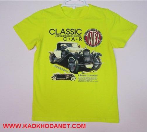 تی شرت پسرانه مارکدار برند (1)