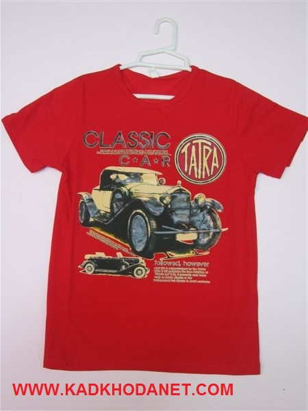 تی شرت پسرانه مارکدار برند (3)