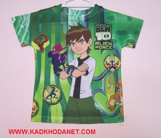 تی شرت پسربچه بن تن (1)
