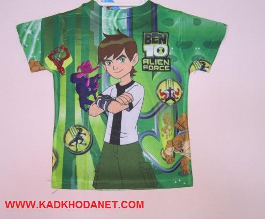 تی شرت پسربچه بن تن (3)