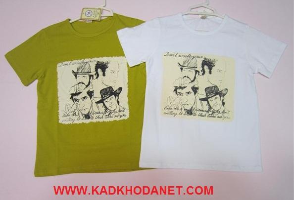 تی شرت پسر بچه ها (2)