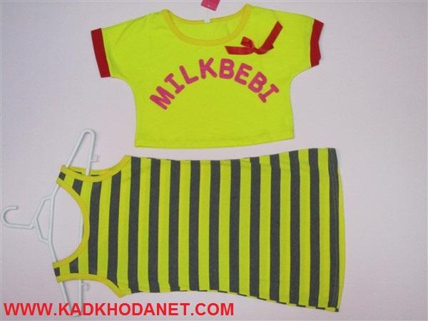 فروش عمده لباس بچه گانه دخترانه (8)