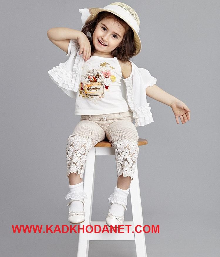 لباس بچه دخترانه شیک ومدلدار