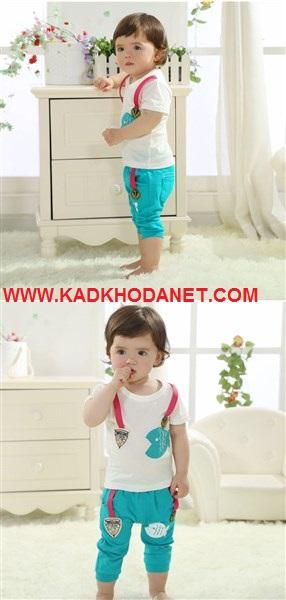 پخش لباس بچه تابستانه