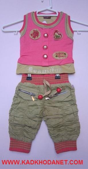 تولید لباس دختر بچه ها