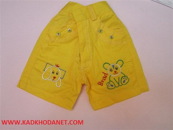 تولید پخش لباس بچه