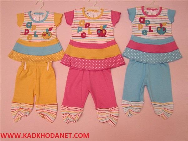 تولید پوشاک دخترانه