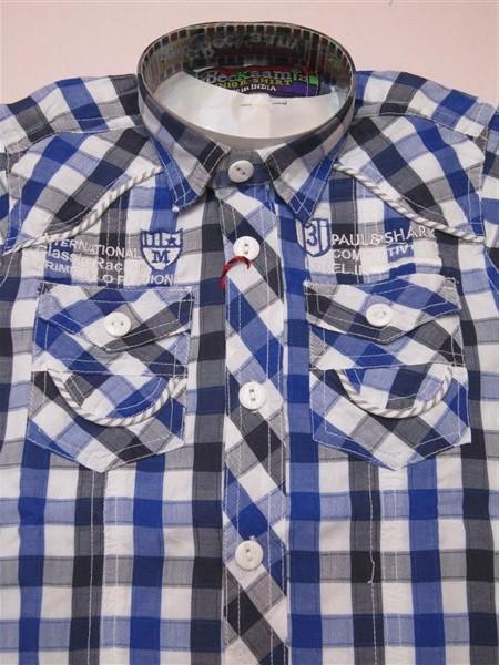 تولید پیراهن پسرانه 2014