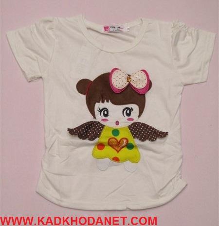 تی شرت دخترانه قشنگ (1)