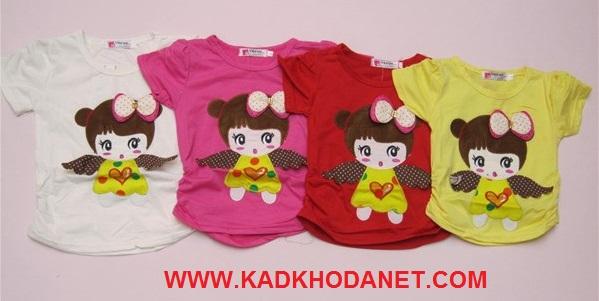 تی شرت دخترانه قشنگ (2)