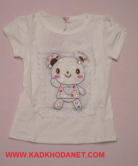 تی شرت دخترانه139 (1)