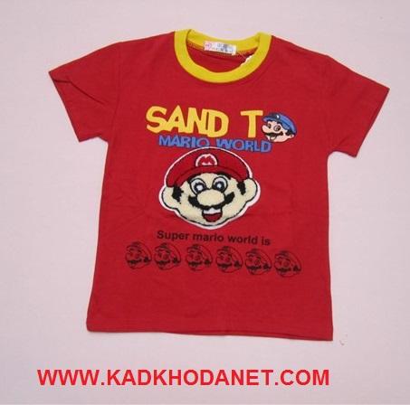 تی شرت پسران (1)
