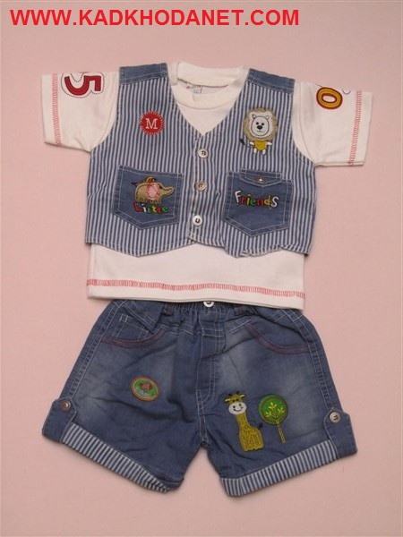 ست بلوز شرت پسرانه (3)