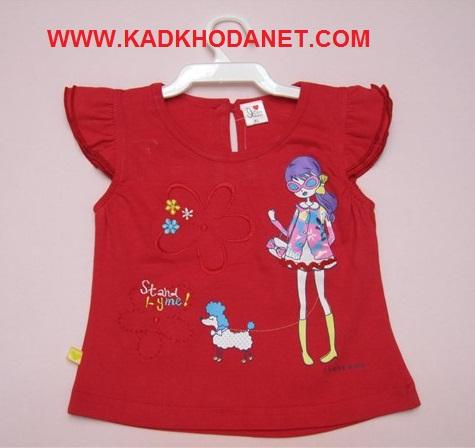 لباس برند دختربچه