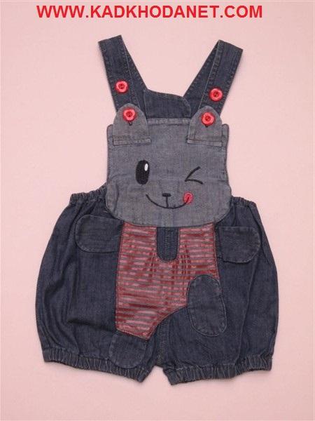 لباس سرهمی باتیشرت بچه (4)