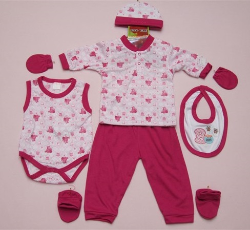 لباس سیسمونی بچه گانه جدید (3)
