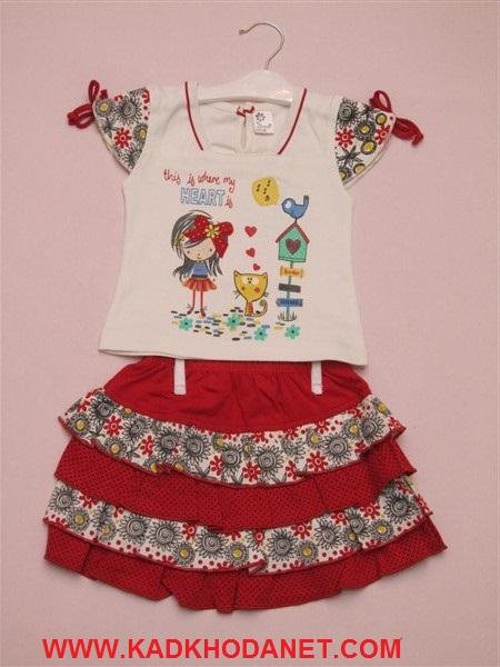 پوشاک دخترانه مارک (3)