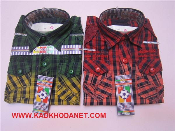 پوشاک پیراهن پسرانه (3)