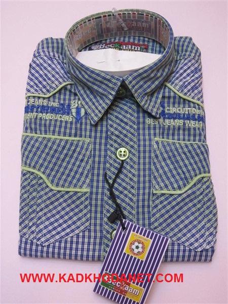 پیراهن پسرانه تابستانه