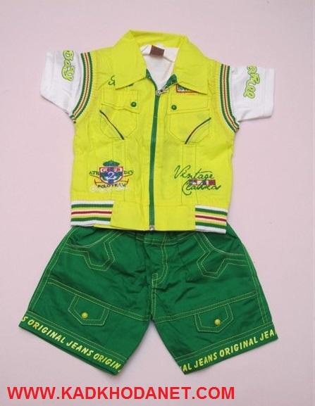 کلیفروشی لباس بچهگانه (1)