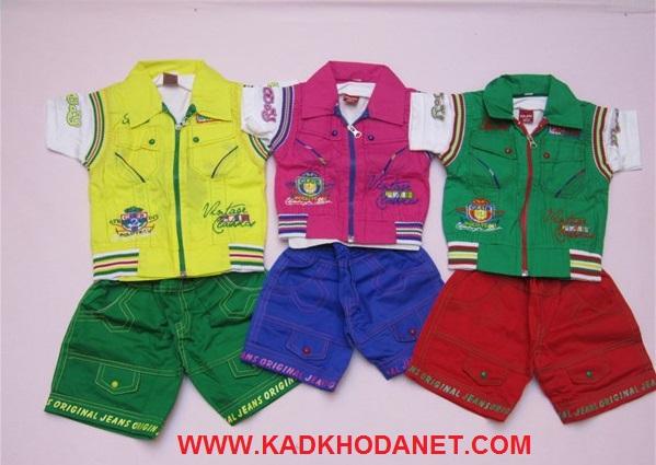 کلیفروشی لباس بچهگانه (2)