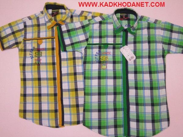 تولید پیراهن جدید