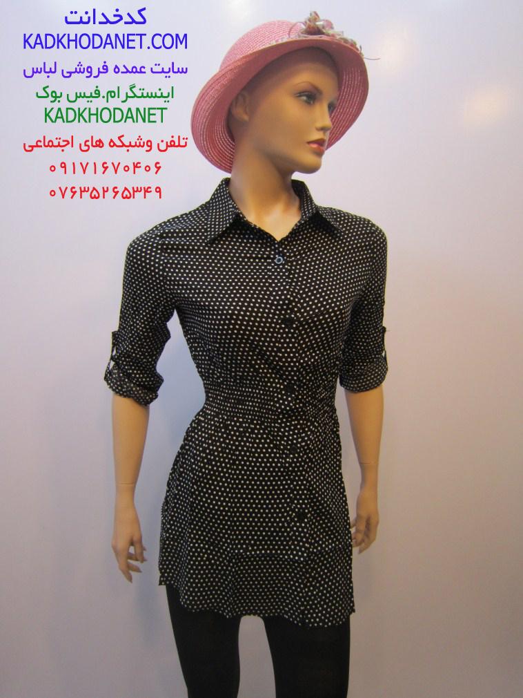 تولید و پخش لباس زنانه شیک (2)