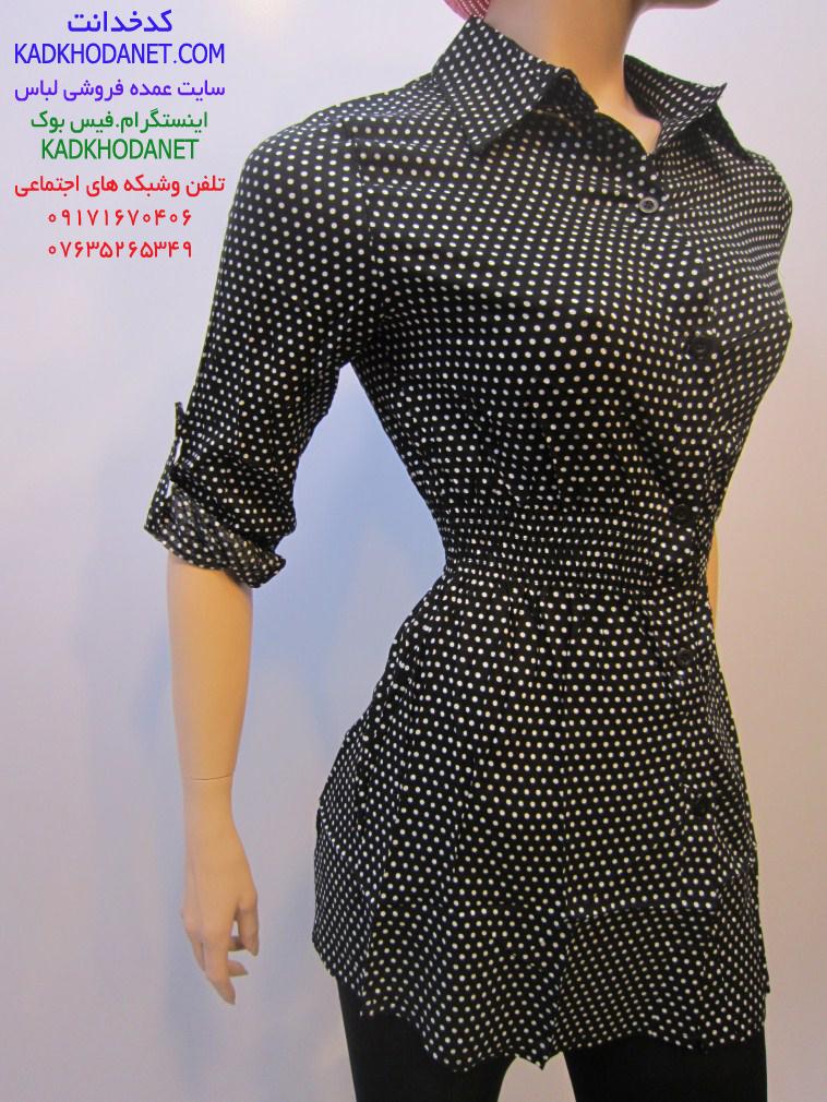تولید و پخش لباس زنانه شیک (3)