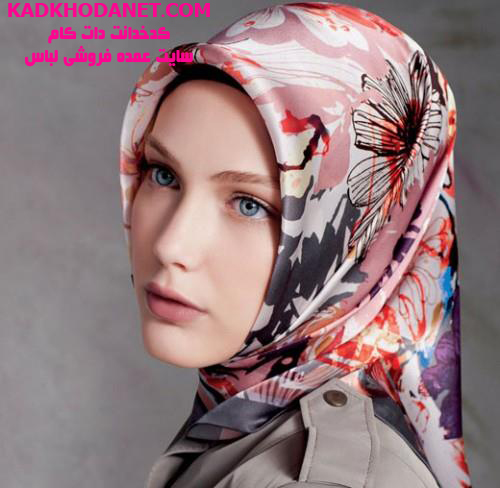 جدیدترین مدل شال و روسری