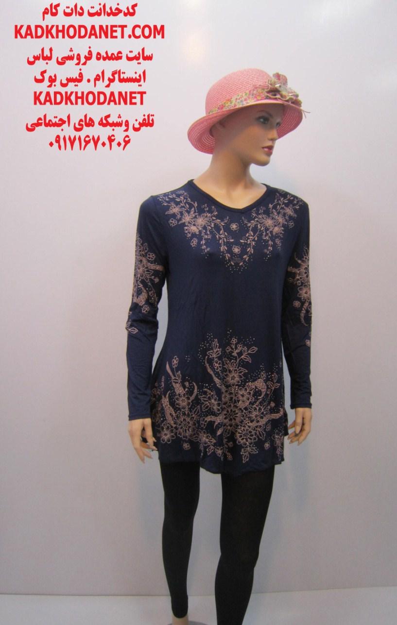 لباس تونیک زنانه جدید (1)