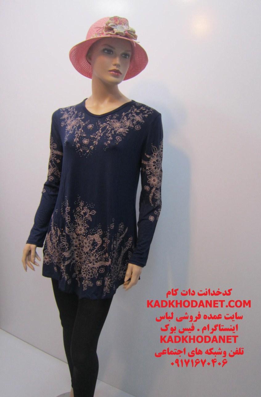 لباس تونیک زنانه جدید (4)