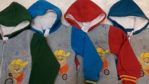 خرید لباس بچه زمستان