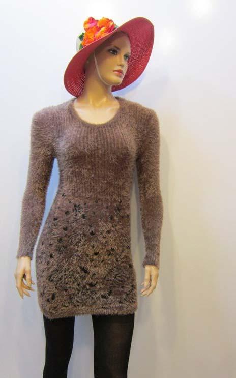 لباس بافت موهر زنانه