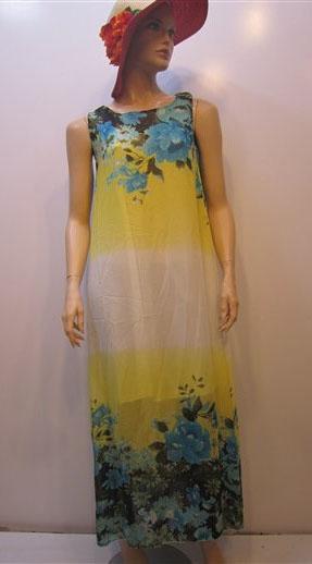 لباس حریر زنانه عید (4)