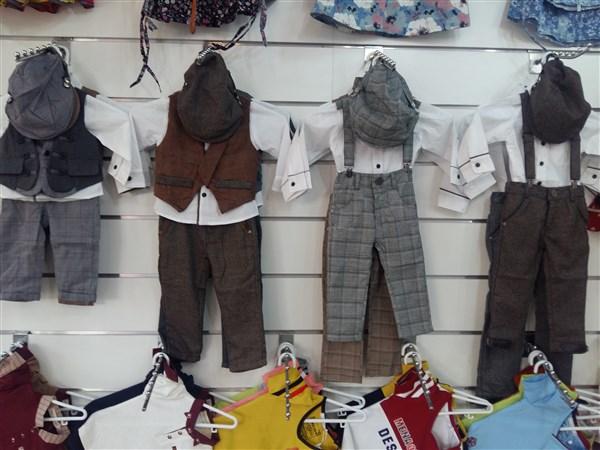 لباس ست پنج تکه پسرانه (5)