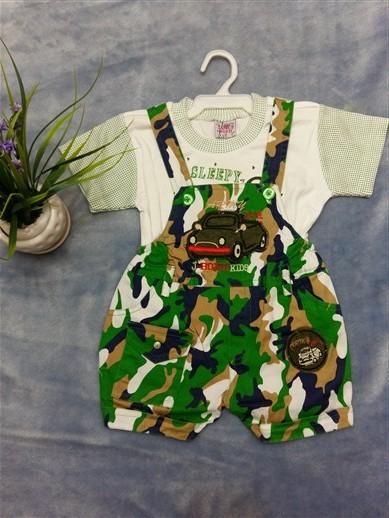 لباس سرهمی نوزادی شیک (2)