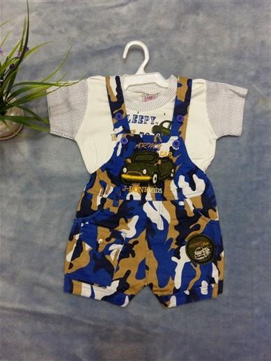 لباس سرهمی نوزادی شیک (6)