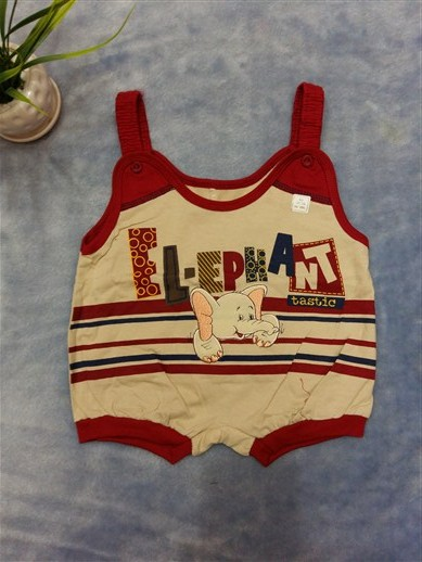 لباس سرهمی نوزادی پسرانه (4)