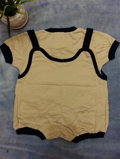 لباس سرهمی نوزادی پسرانه (8)