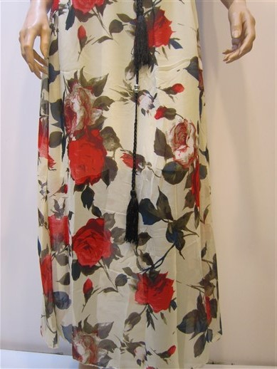 لباس مجلسی حریر زنانه (3)