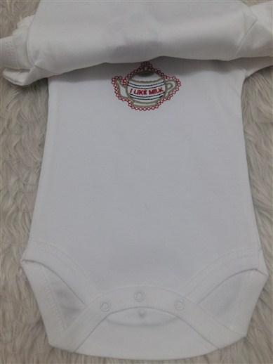 مدل لباس بادی نوزادی (2)
