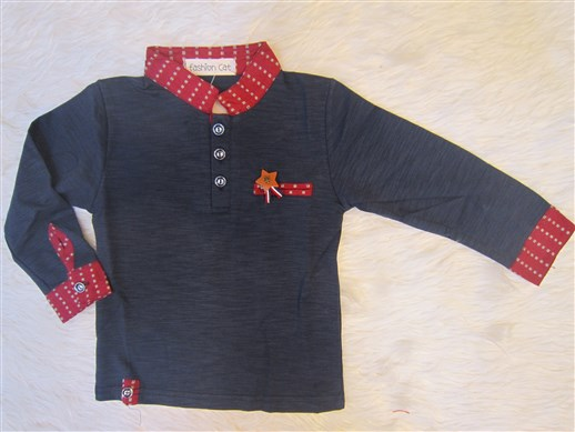 پیراهن شیک پسرانه عیدانه (5)