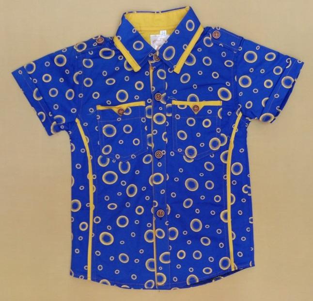 مدل-پیراهن-بچه-پسرانه